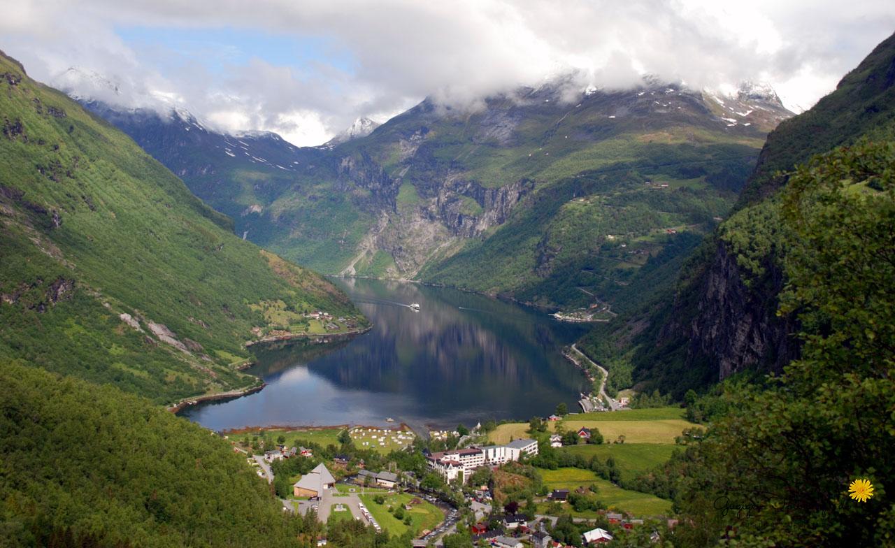 Geiranger Fjord – Norwegen