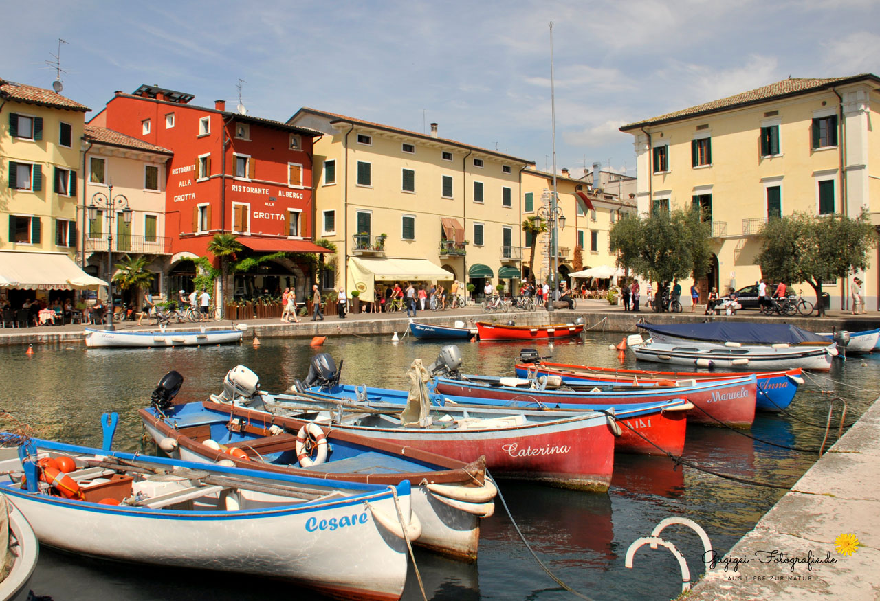 Lazise – Gardasee – Italien