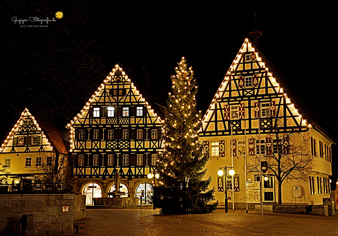 Marktplatz in Pfullingen