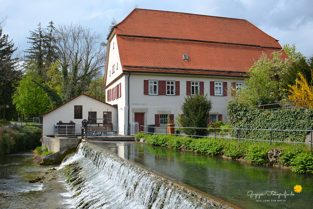 Baumann-Mühle in Pfullingen